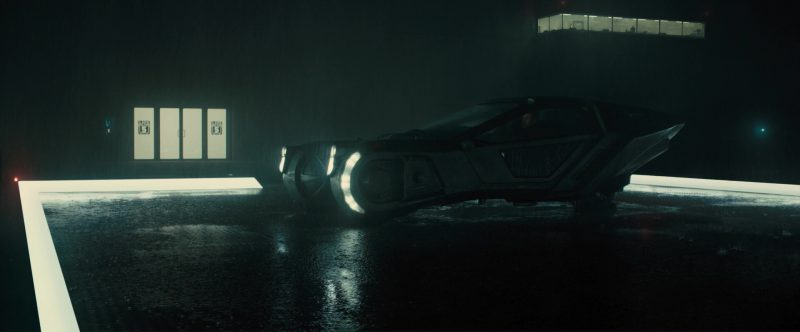 Peugeot Car Used by Ryan Gosling in Blade Runner 2049 (2017) - Movie Product Placement