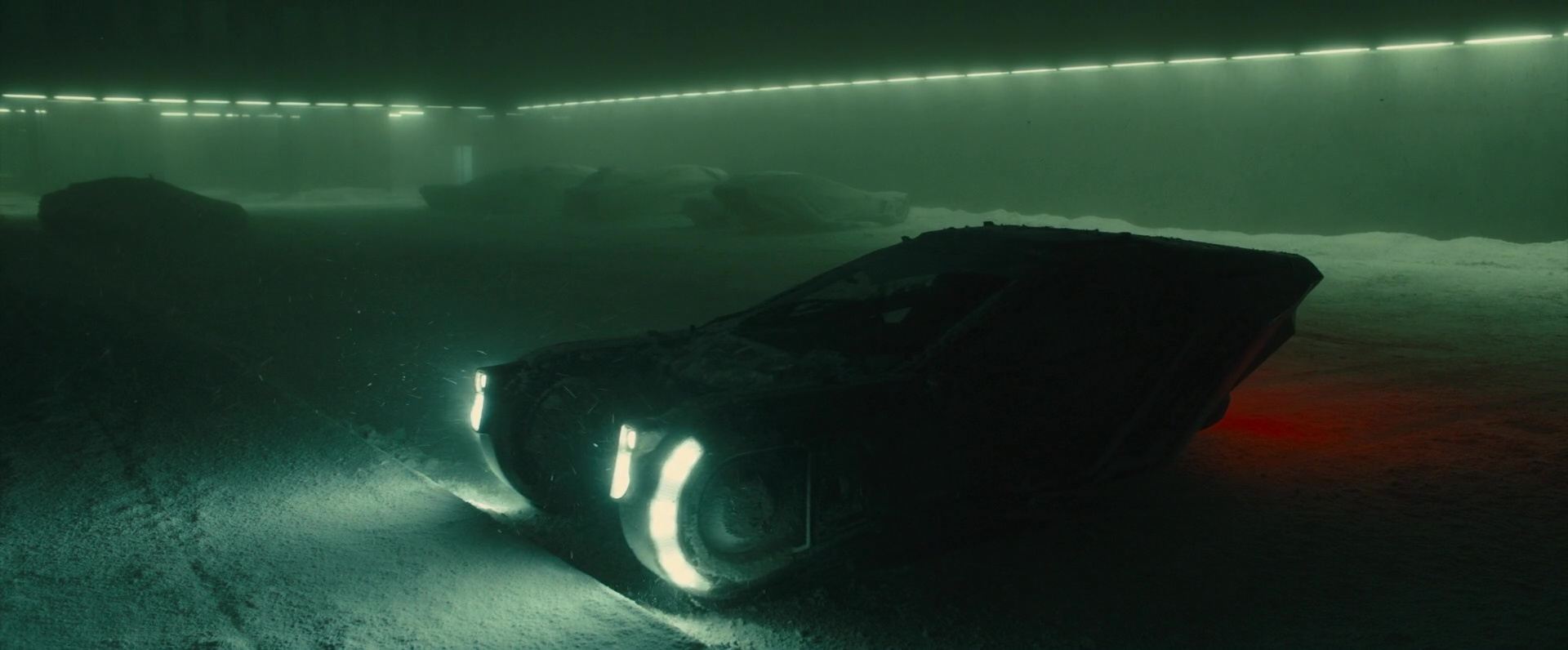 Peugeot Car Used By Ryan Gosling In Blade Runner 2049