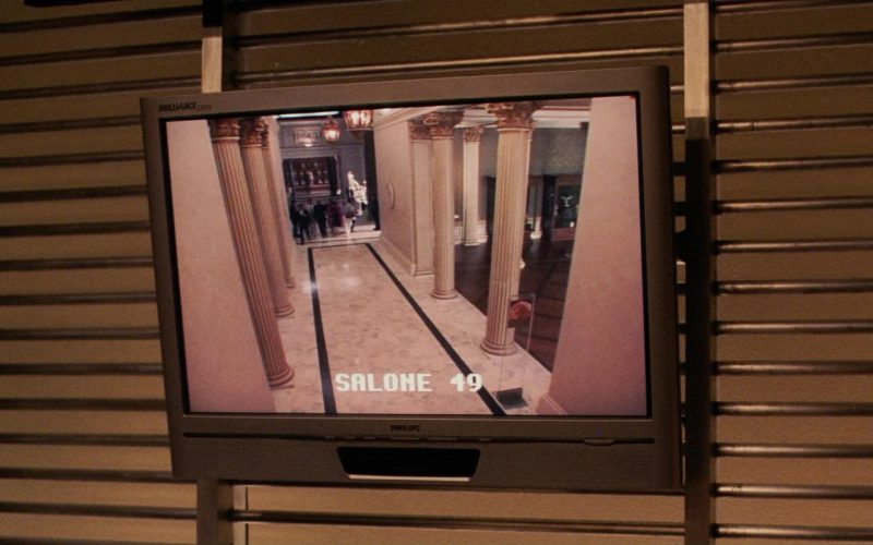 Philips Brilliance Monitors in Ocean's Twelve (1)