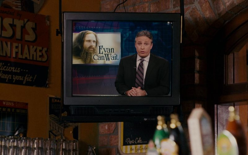 Post Bran Flakes Poster in Evan Almighty (1)