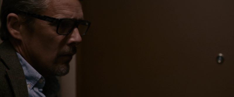 Prada Eyeglasses Worn by Ethan Green Hawke in 24 Hours to Live (2017) - Movie Product Placement
