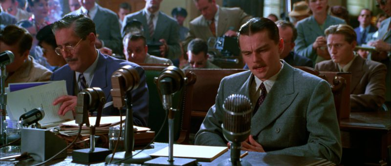 RCA Microphones in The Aviator (2004) - Movie Product Placement