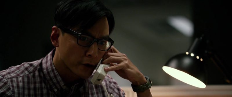 Ray-Ban Glasses Worn by Daniel Wu in Geostorm (2017) Movie Product Placement