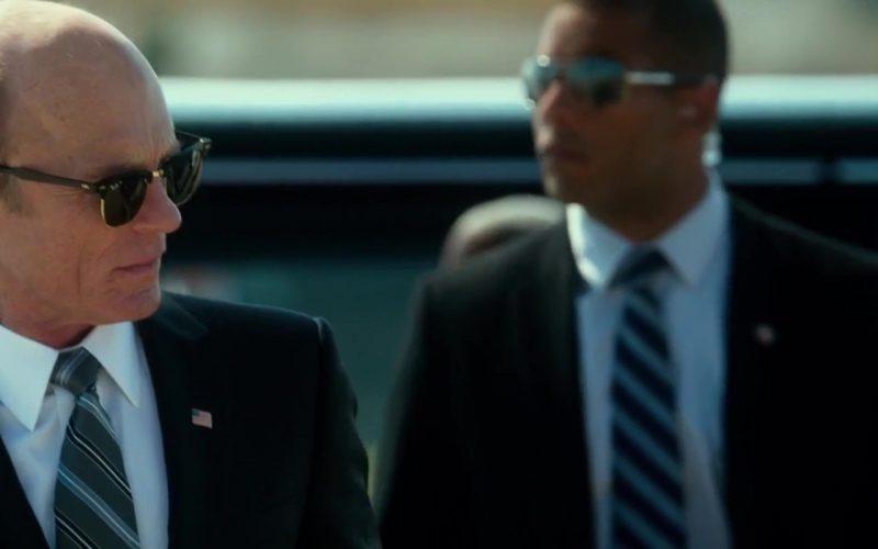 Ray-Ban Sunglasses Worn by Ed Harris in Geostorm (1)