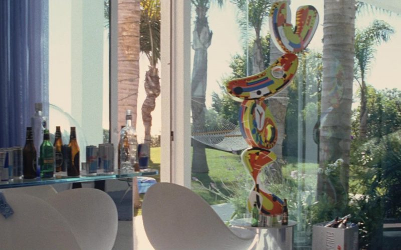 Red Bull Energy Drinks in Ocean's Twelve