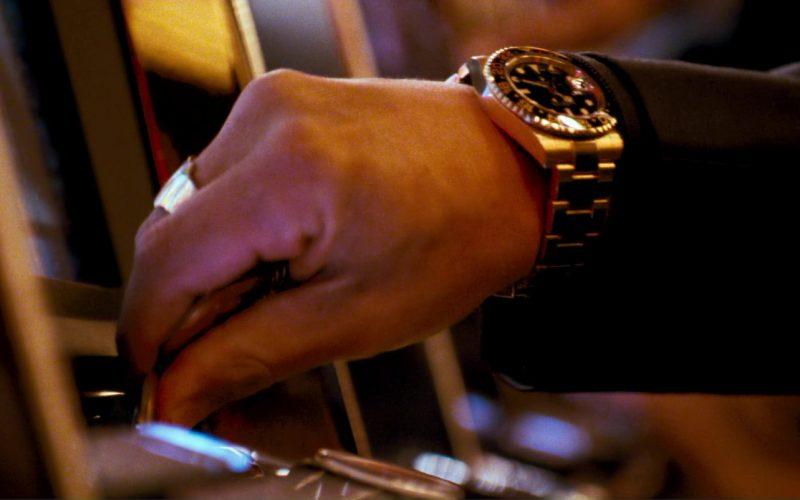 Rolex GMT Master II Watch Worn by Brad Pitt in Ocean's Thirteen (6)