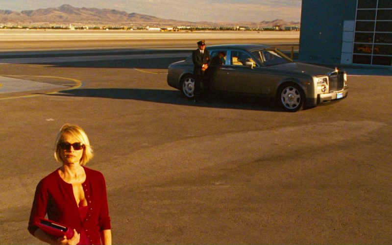 Rolls-Royce Phantom Car in Ocean's Thirteen (1)