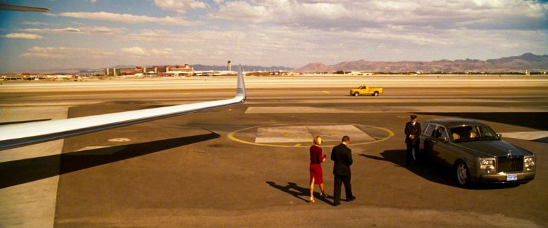 Rolls-Royce Phantom Car in Ocean's Thirteen (2007) - Movie Product Placement