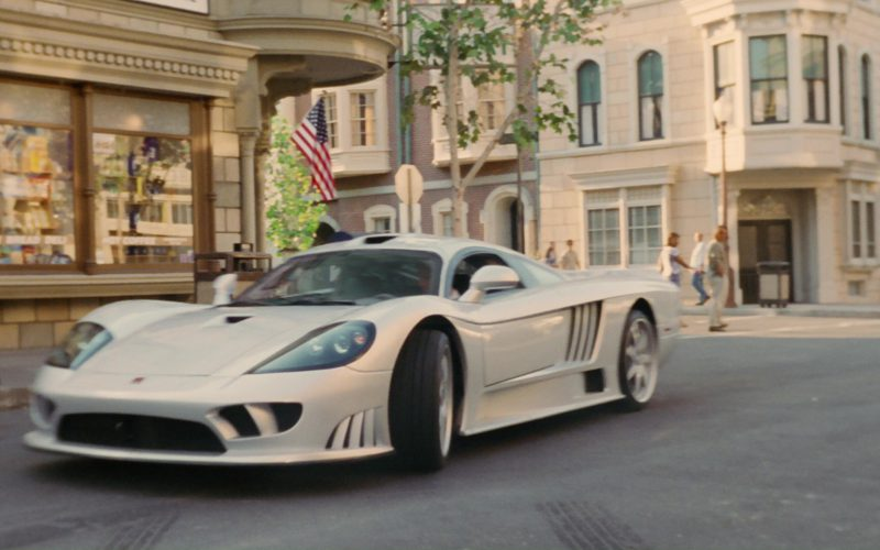 Saleen S7 American Hand-Built, High-Performance Supercar Used by Jim Carrey in Bruce Almighty (1)