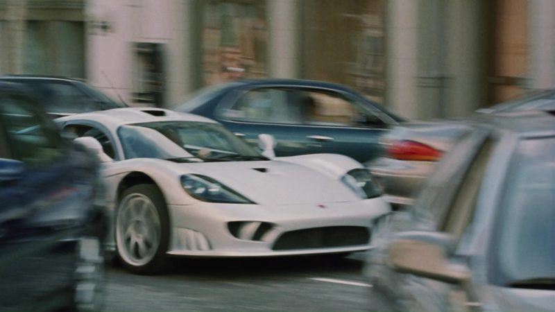 Dodge Used Cars >> Saleen S7 American Hand-Built, High-Performance Supercar Used by Jim Carrey in Bruce Almighty ...