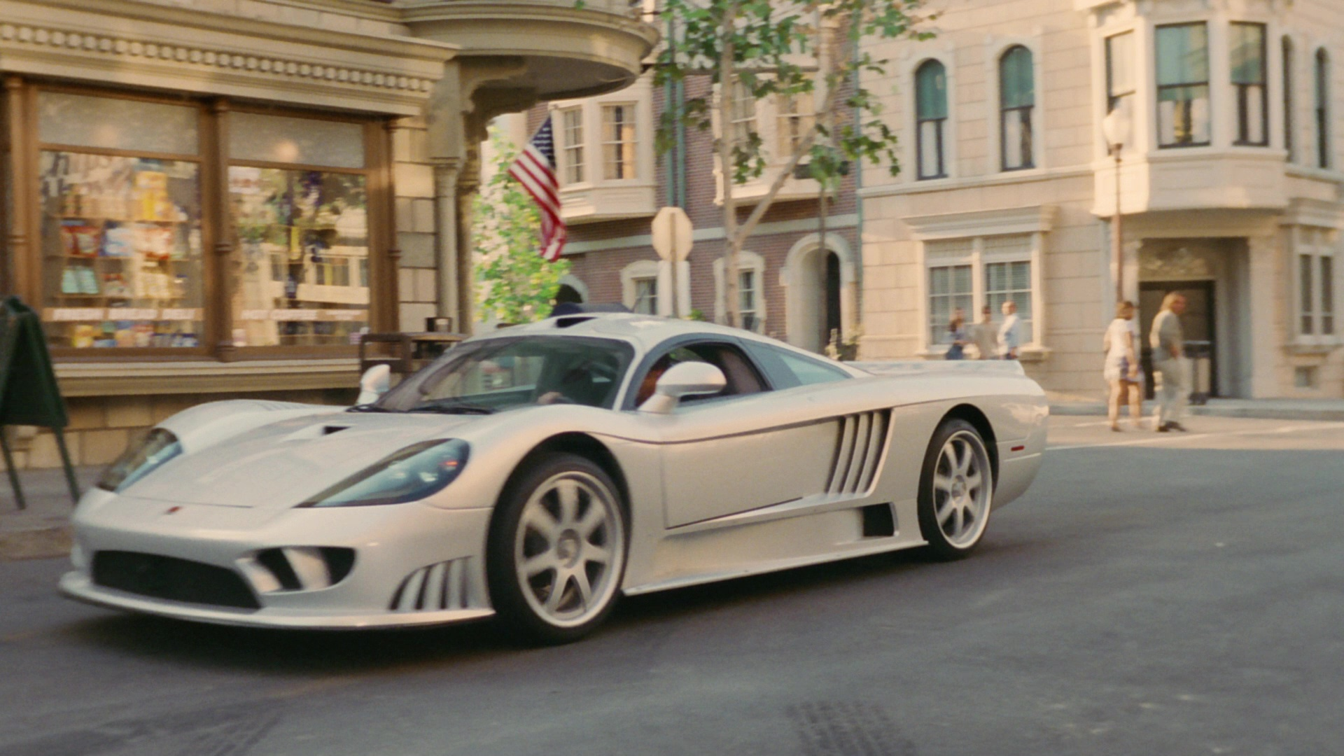 Saleen S7 American Hand Built High Performance Supercar