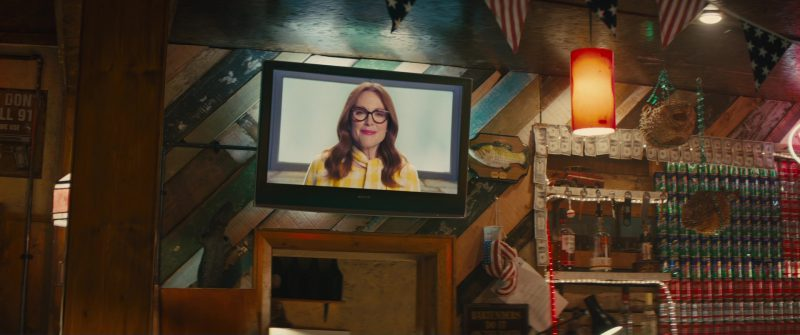 Sony TV, Sprite, Coca-Cola and Diet Coke in Kingsman 2: The Golden Circle (2017) Movie Product Placement