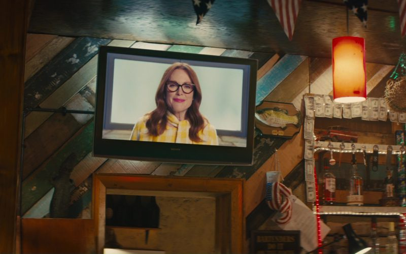 Sony TV, Sprite, Coca-Cola and Diet Coke in Kingsman