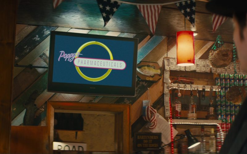 Sony TV in Kingsman The Golden Circle (1)