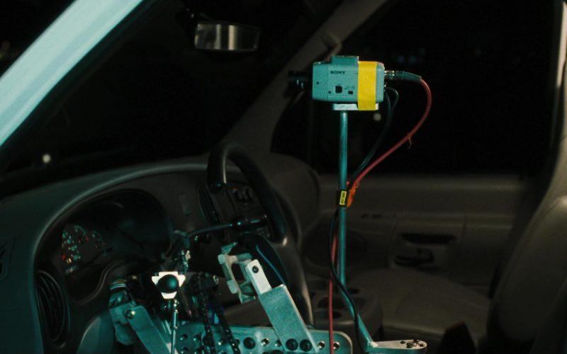 Sony Video Camera in Ocean's Eleven