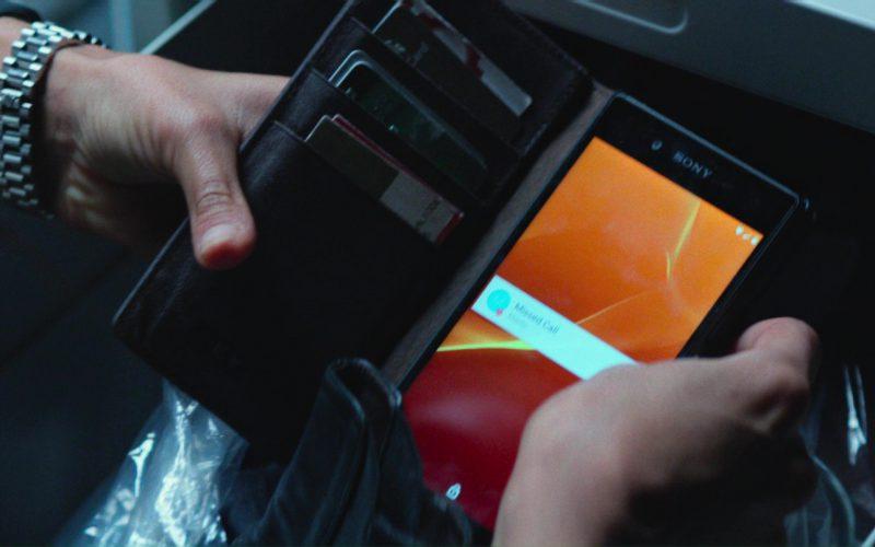 Sony Xperia Smartphone Used by Nina Dobrev in Flatliners (1)