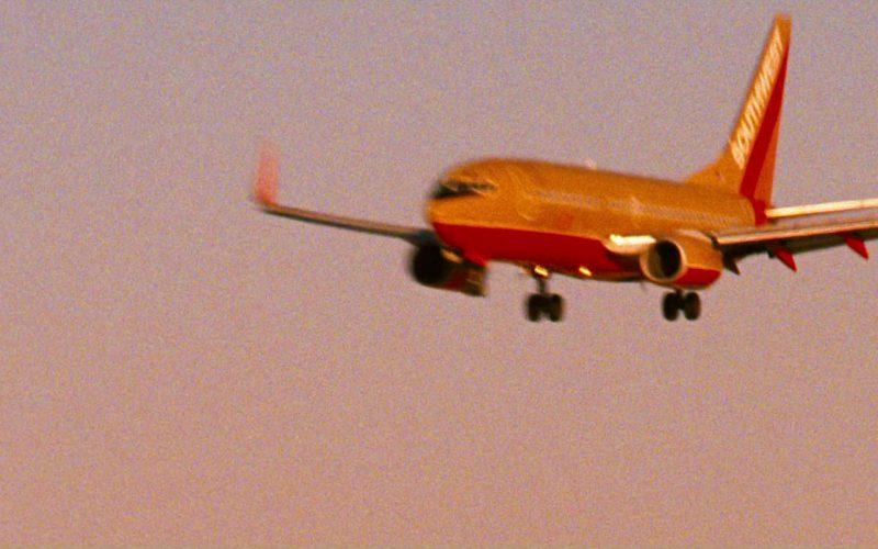 Southwest Airlines Plane in Ocean's Thirteen (2007)