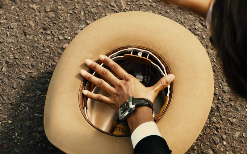 TAG Heuer Watch Used by Halle Berry in Kingsman The Golden Circle (2)