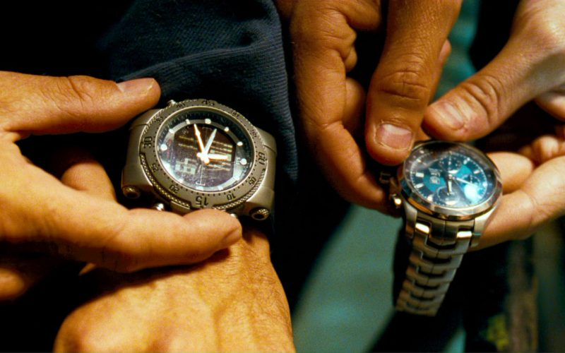 TAG Heuer Watch in Ocean's Thirteen