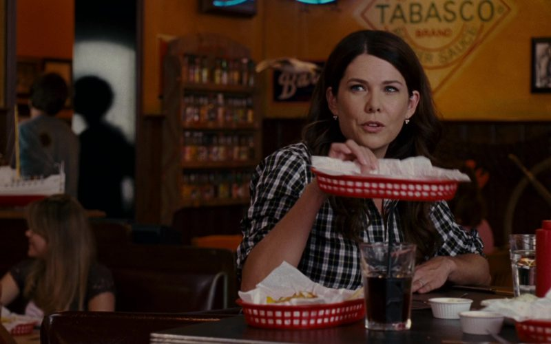 Tabasco Poster in Evan Almighty