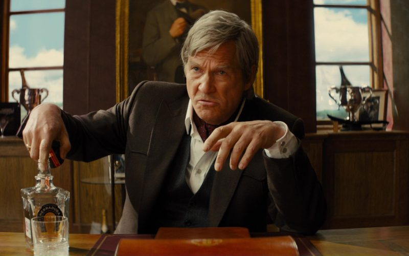 Tequila Herradura and Jeff Bridges in Kingsman (5)