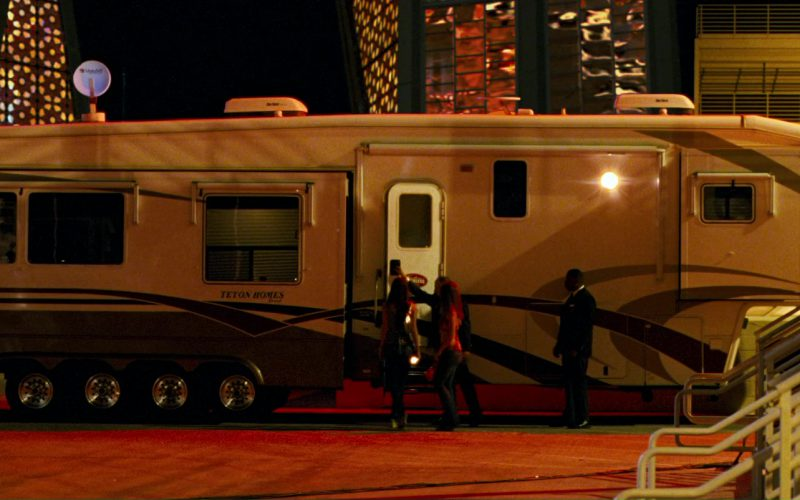 Teton Homes RV Motorhome in Ocean's Thirteen (1)