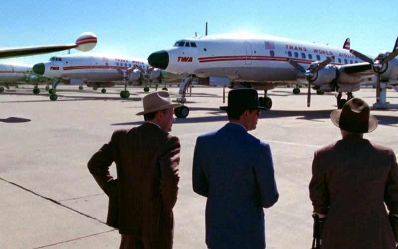 Trans World Airlines (TWA) in The Aviator (1)