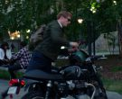 Triumph Thruxton Motorcycle Used by James Norton in Flatliners (1)