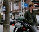 Triumph Thruxton Motorcycle Used by James Norton in Flatliners (15)