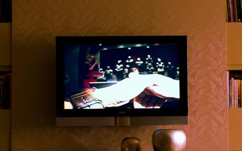 Vizio TV in Ocean's Thirteen (1)