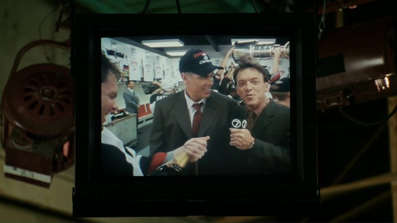 WKBW-TV Television Station, Virtual Channel 7 in Bruce Almighty (2003) Movie Product Placement