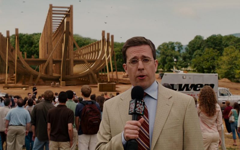 WVIR-TV, NBC29 Television Station in Evan Almighty (1)