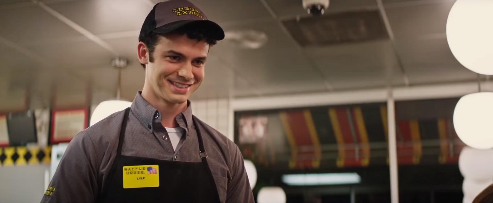 Waffle House in Love, Simon (2018)