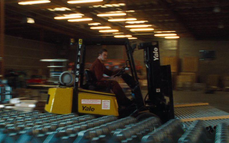 Yale Forklift (Lift Truck) in Ocean's Eleven
