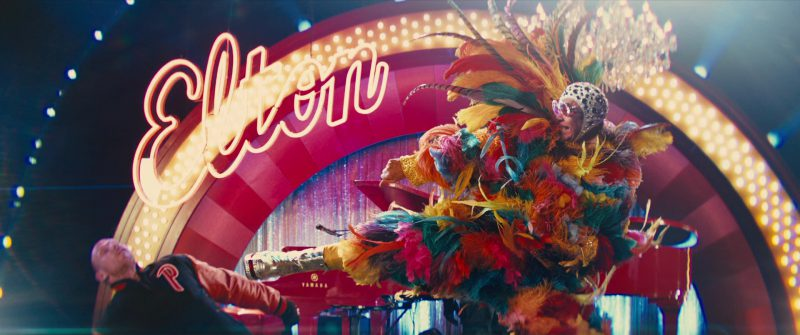 List Of Car Brands >> Yamaha Red Grand Piano Used by Elton John in Kingsman 2 ...
