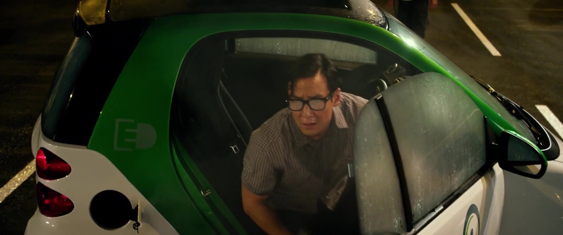 What To Do With Used Car Seats >> smart Fortwo Electric Drive Car Used by Daniel Wu in ...