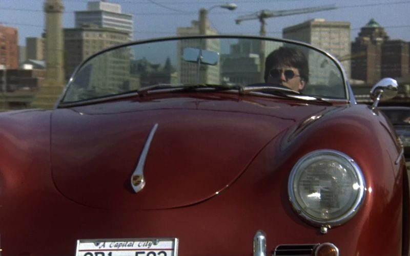 1957 Porsche 356 A Speedster Car Used by Michael J. Fox in Doc Hollywood (3)