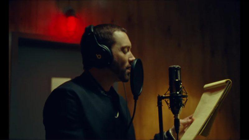 Beats Headphones in River by Eminem ft. Ed Sheeran (2018) Official Music Video