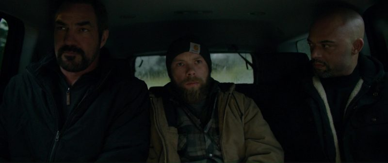 Carhartt  Beanie Worn by Brendan Fletcher in Braven (2018) Movie Product Placement