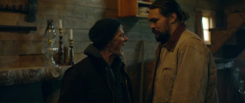 Carhartt Jacket Worn by Jason Momoa in Braven (2018) Movie Product Placement