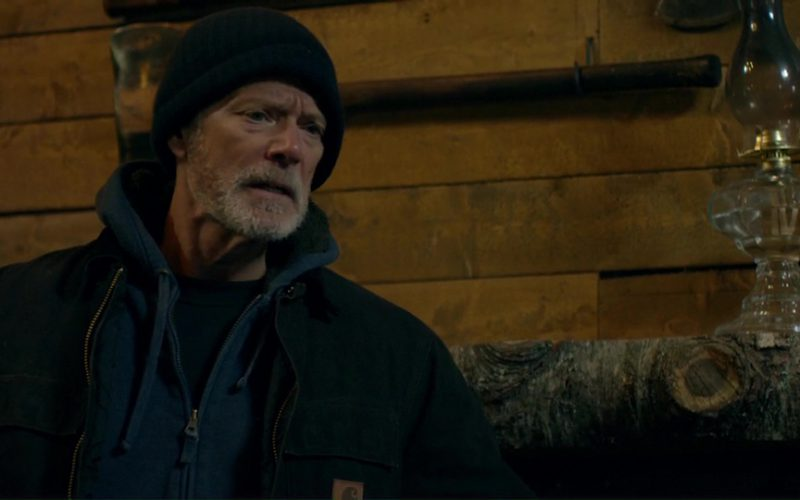 Carhartt Jacket Worn by Stephen Lang in Braven (5)