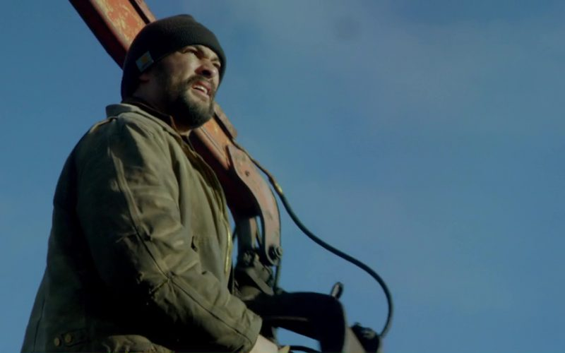 Carhartt Men's Hat Worn by Jason Momoa in Braven (1)