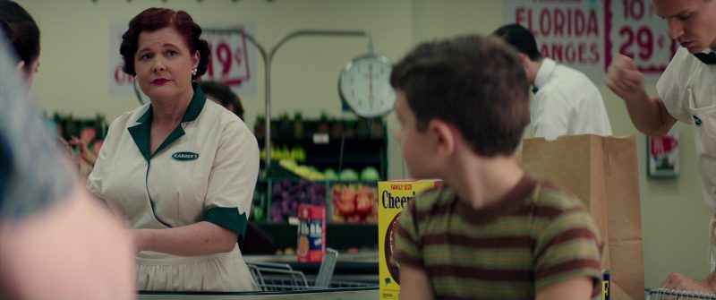 Cheerios Cereals in Suburbicon (2017) - Movie Product Placement
