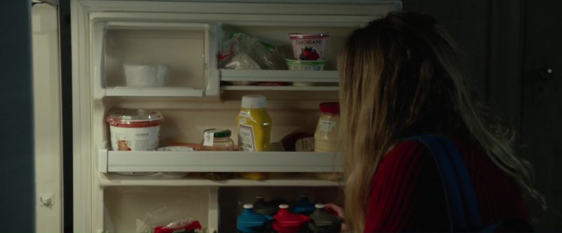 Chobani Yogurts in Please Stand By (2017) Movie Product Placement