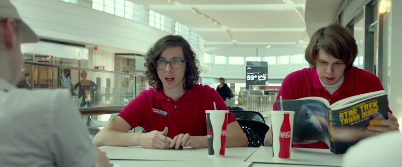 Coca-Cola in Please Stand By (2017) Movie Product Placement