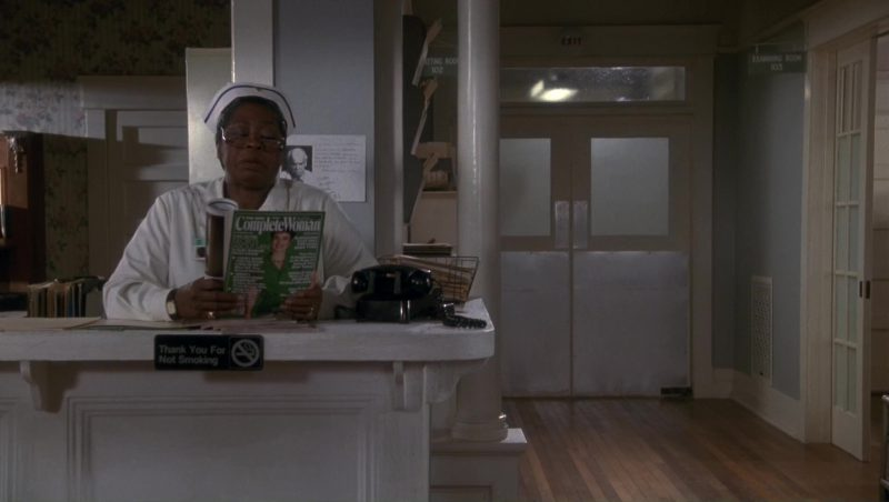 Complete Woman Magazine in Doc Hollywood (1991) Movie Product Placement