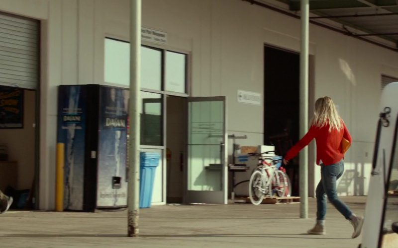Dasani Mineral Water (Vending Machine) in Please Stand By (1)
