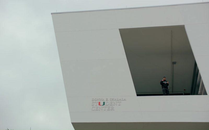 Donna E. Shalala Student Center (University of Miami) in God's Plan by Drake (1)