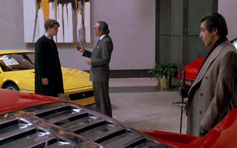 Ferrari Car Dealer (Chris O'Donnell and Al Pacino) in Scent of a Woman (1)