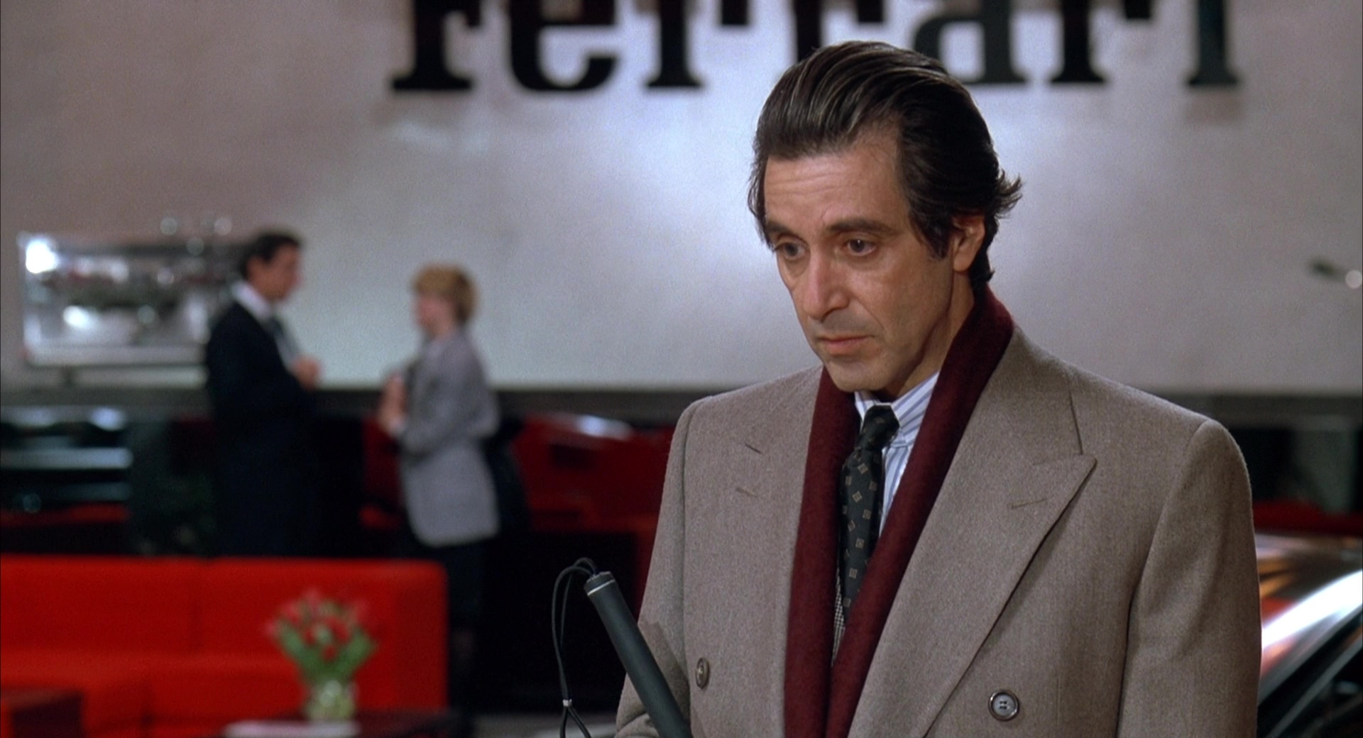 Ferrari Car Dealer Chris O Donnell And Al Pacino In